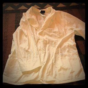 Jackets & Blazers - Large White Lab Coat